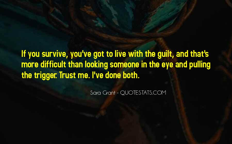 Quotes About Guilt #17397