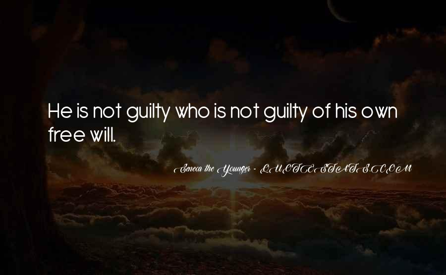 Quotes About Guilt #40680