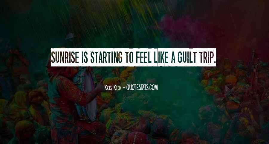 Quotes About Guilt #45932