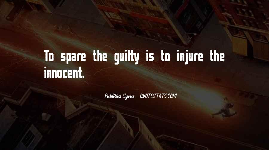 Quotes About Guilt #45988