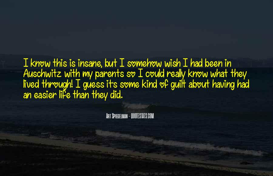 Quotes About Guilt #47629