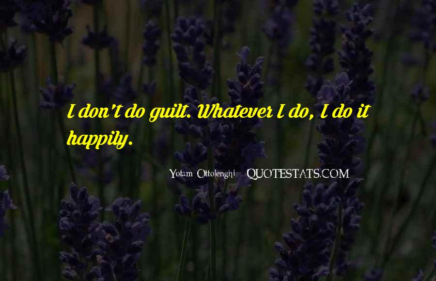 Quotes About Guilt #56105
