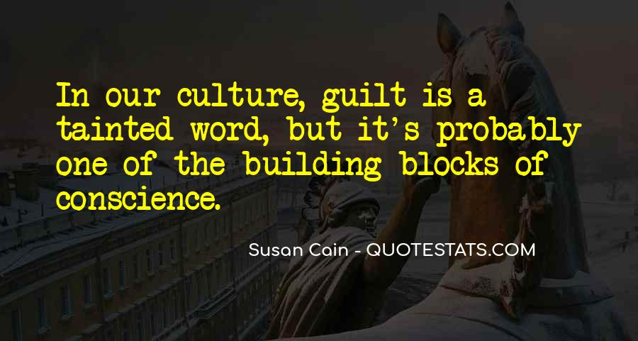 Quotes About Guilt #63813