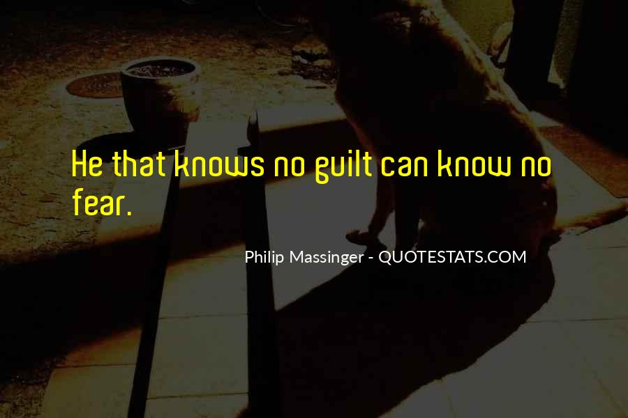 Quotes About Guilt #65447