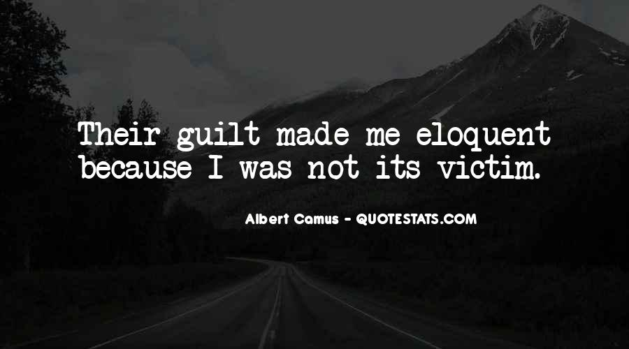 Quotes About Guilt #9150