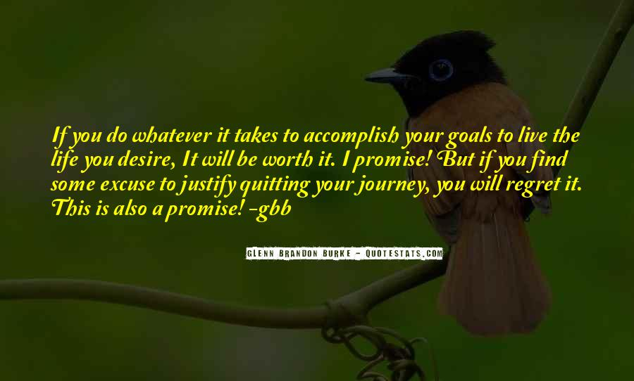 Quotes About Not Quitting Life #1331790
