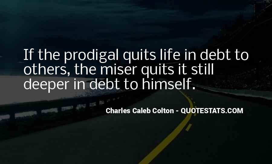 Quotes About Not Quitting Life #1358927