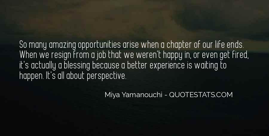 Quotes About Not Quitting Life #764793