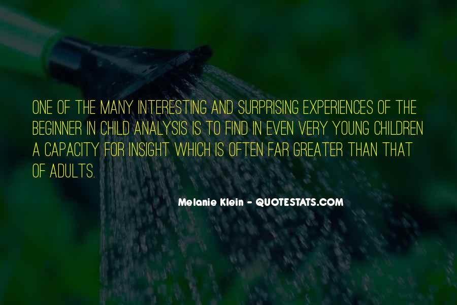 Quotes About Greater #16505