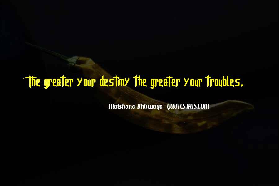 Quotes About Greater #9619