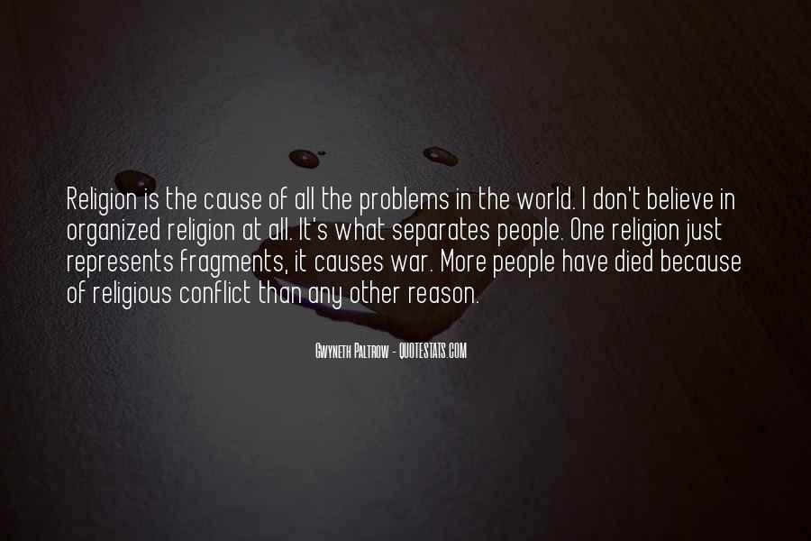 Quotes About Causes Of World War 2 #1155607