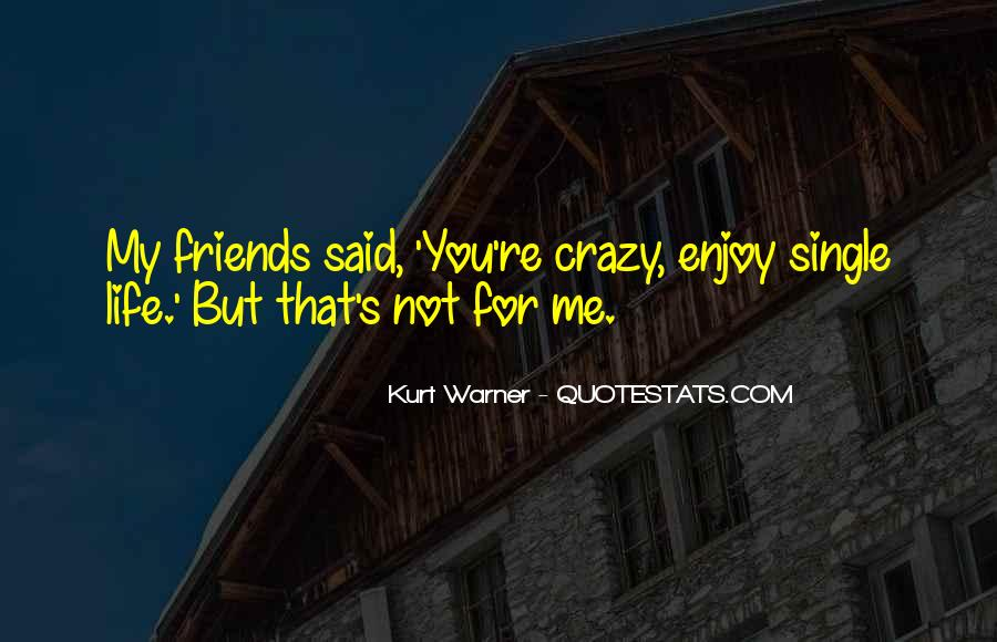 Quotes About Crazy Fun Friends #1359928