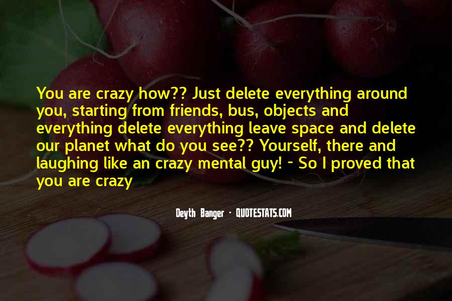 Quotes About Crazy Fun Friends #1854040