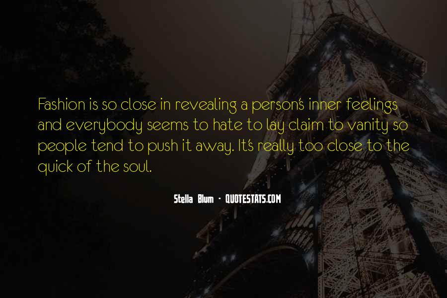 Quotes About Inner Soul #165379
