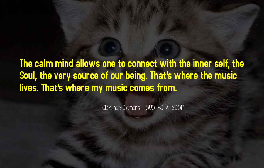 Quotes About Inner Soul #178317