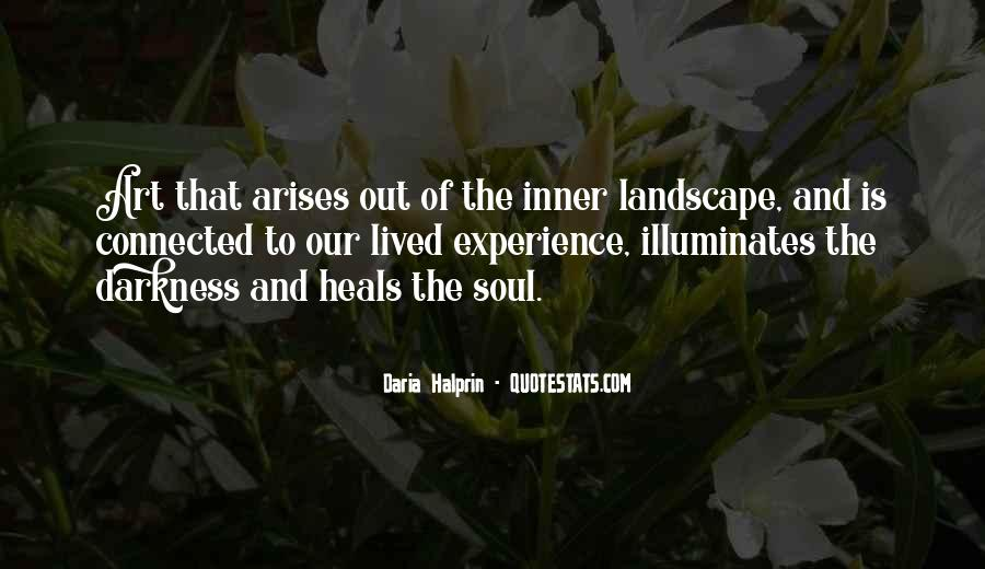 Quotes About Inner Soul #260068