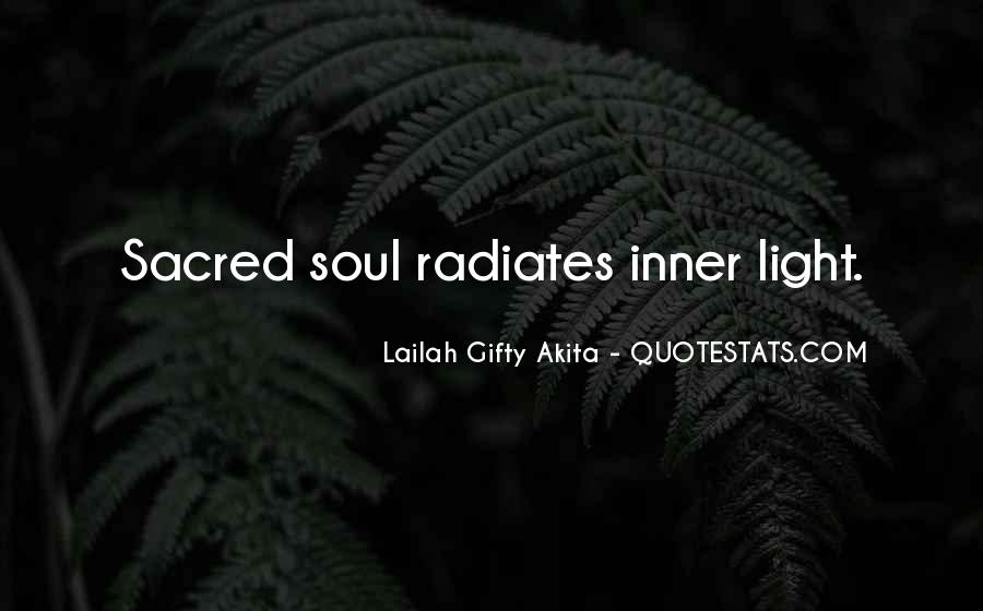 Quotes About Inner Soul #402664