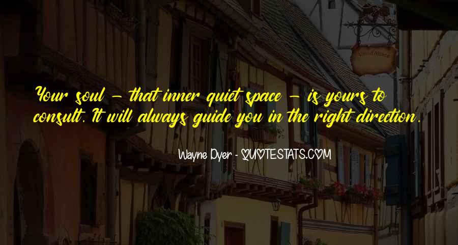 Quotes About Inner Soul #481339