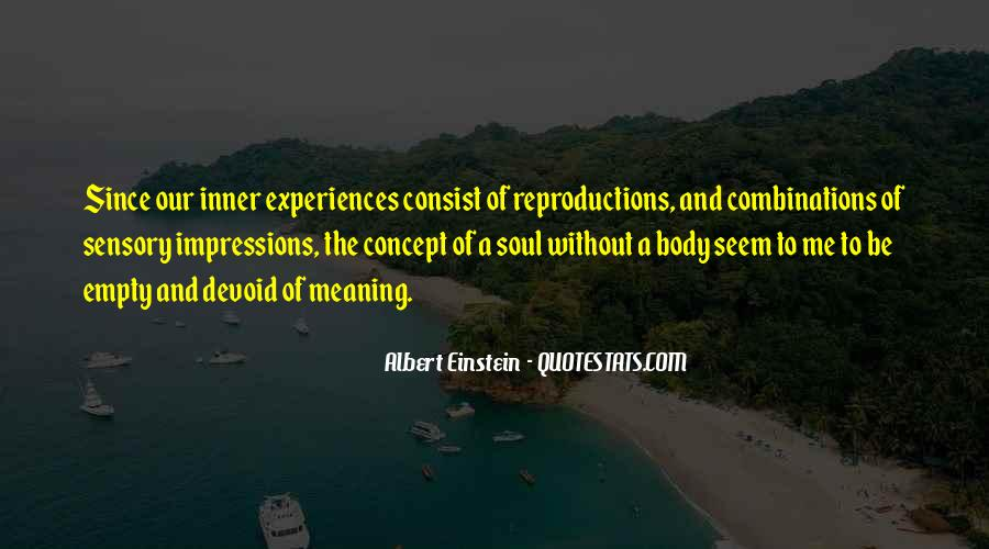 Quotes About Inner Soul #554605