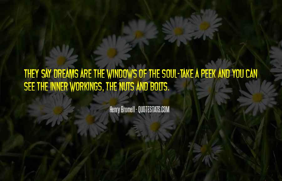 Quotes About Inner Soul #661429