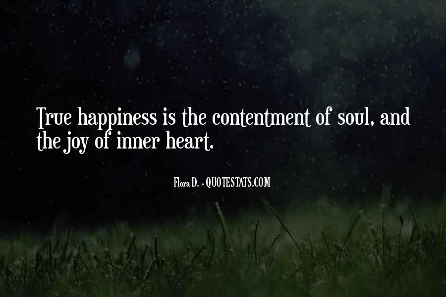 Quotes About Inner Soul #674002