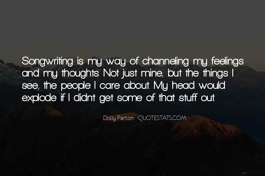 Quotes About Feelings #11272