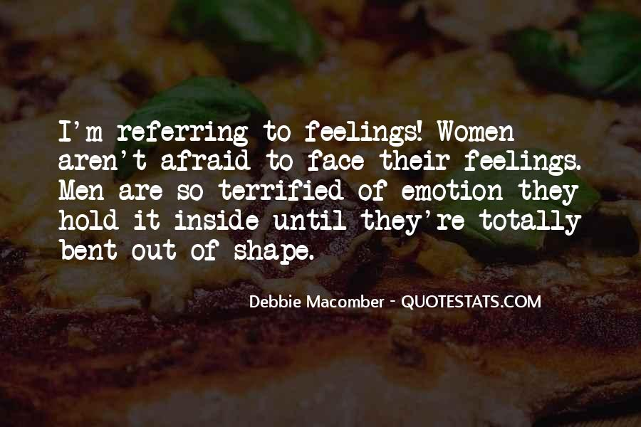 Quotes About Feelings #12904