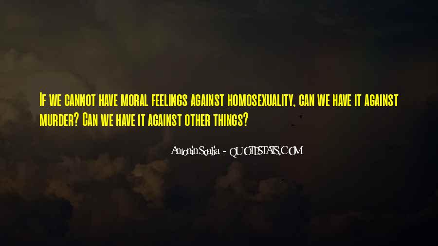 Quotes About Feelings #13995