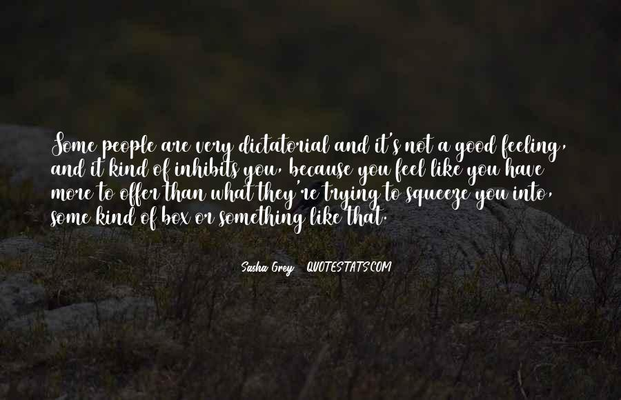 Quotes About Feelings #14614
