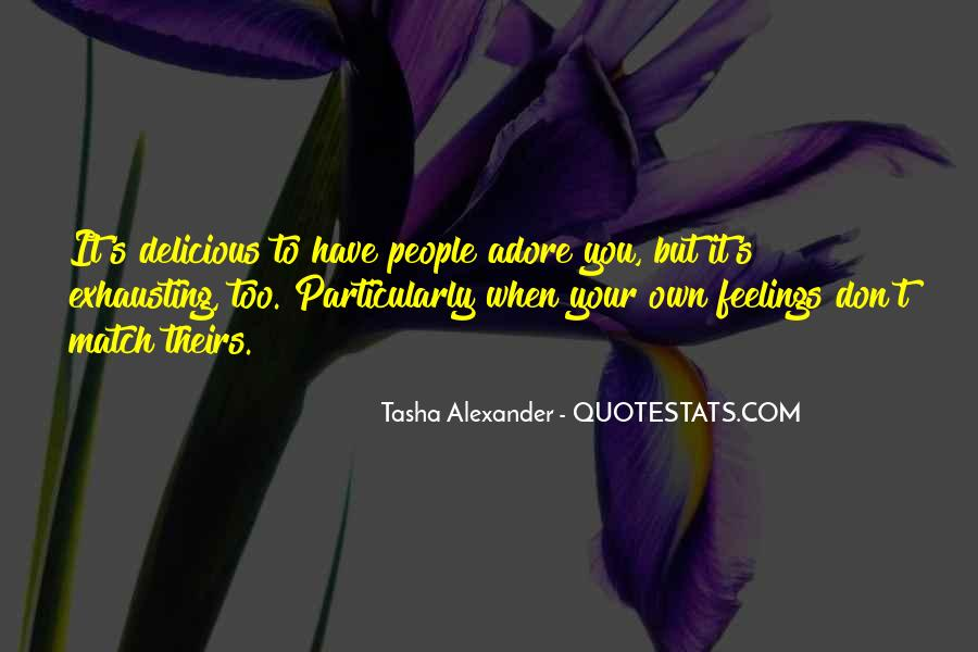 Quotes About Feelings #15613