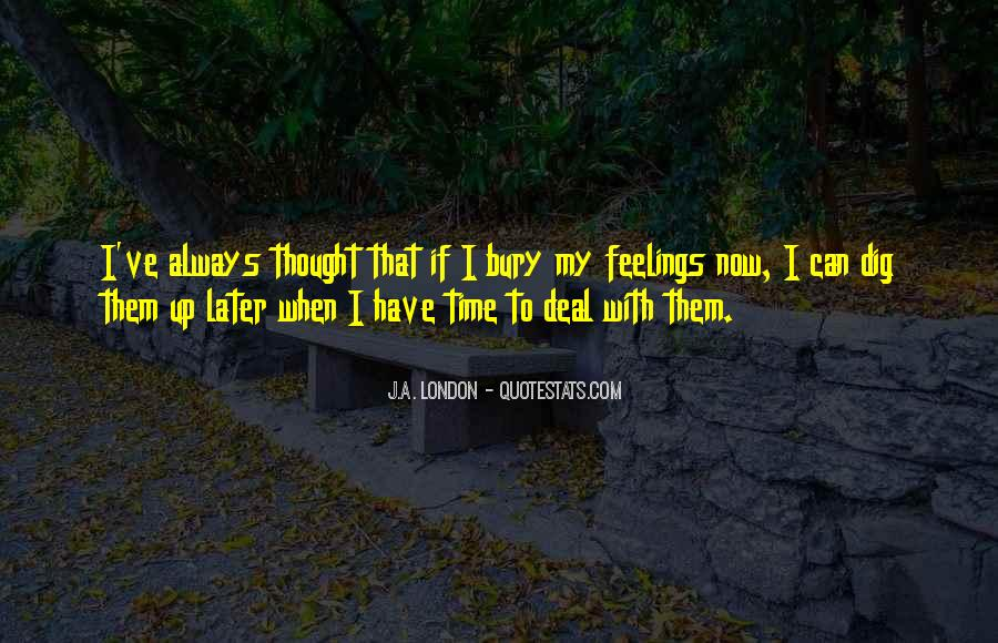 Quotes About Feelings #9009