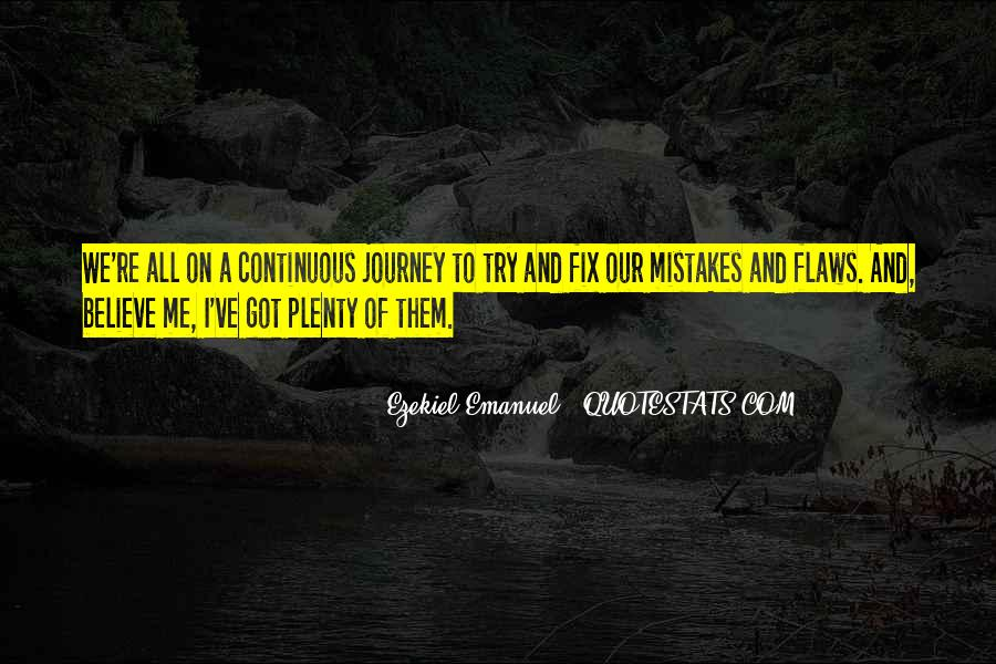 Quotes About Continuous Mistakes #1778747