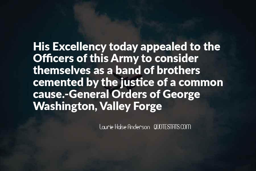 Quotes About Officers In The Army #1080943