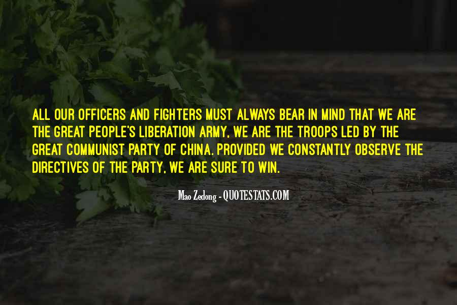 Quotes About Officers In The Army #1621044