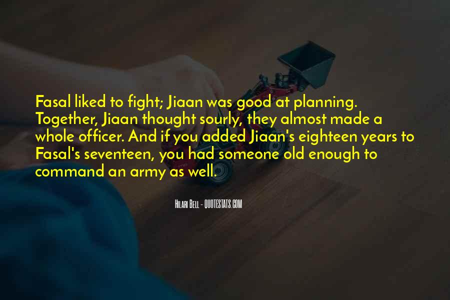 Quotes About Officers In The Army #1730242