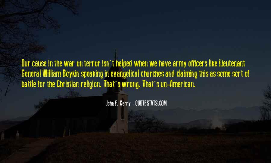 Quotes About Officers In The Army #438094