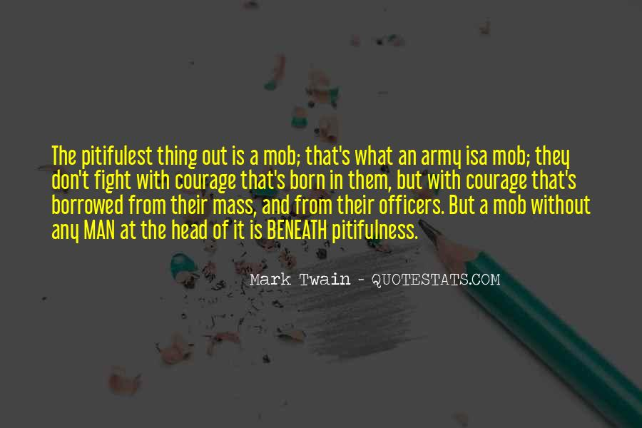 Quotes About Officers In The Army #567274