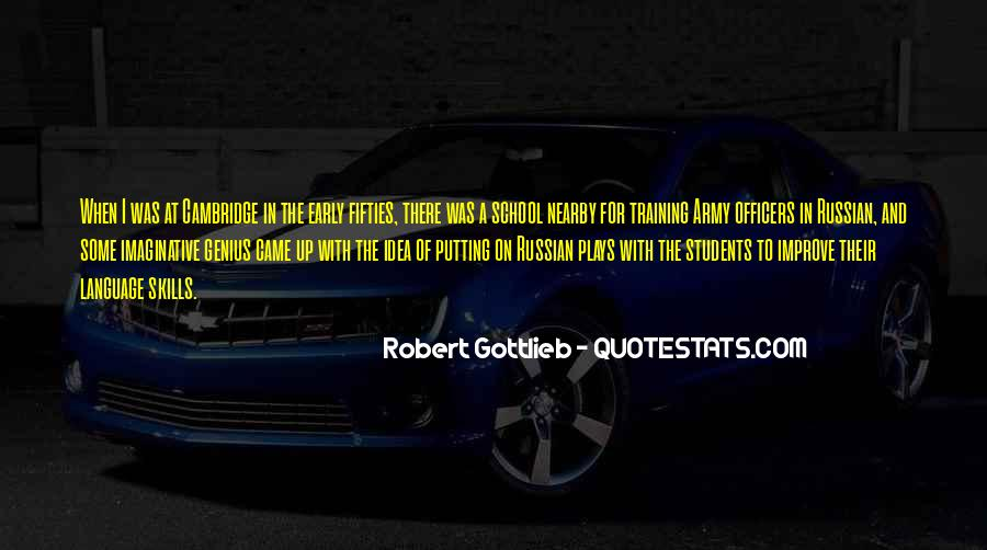 Quotes About Officers In The Army #619468