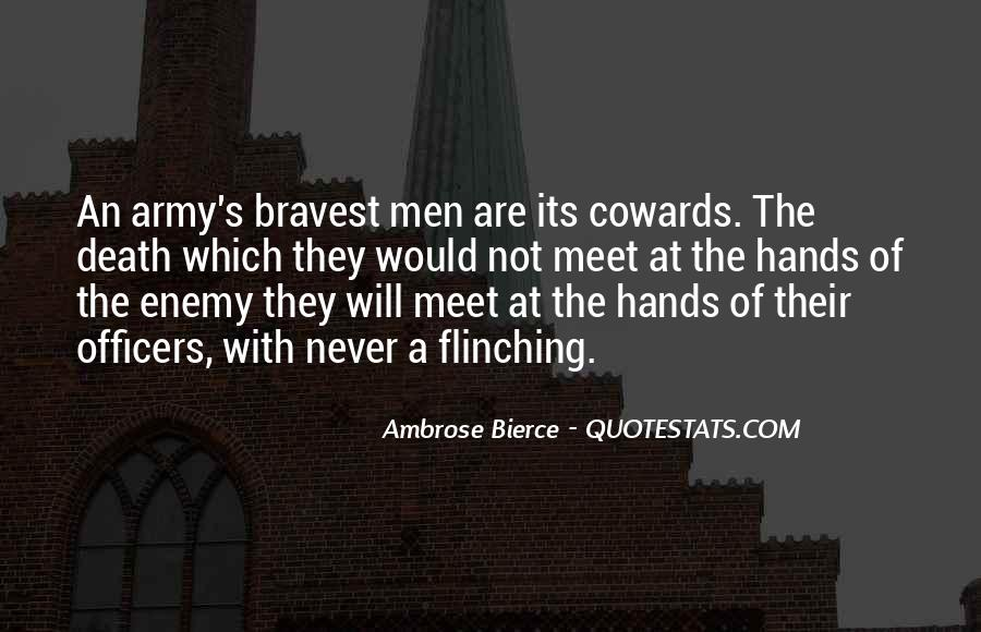 Quotes About Officers In The Army #771577
