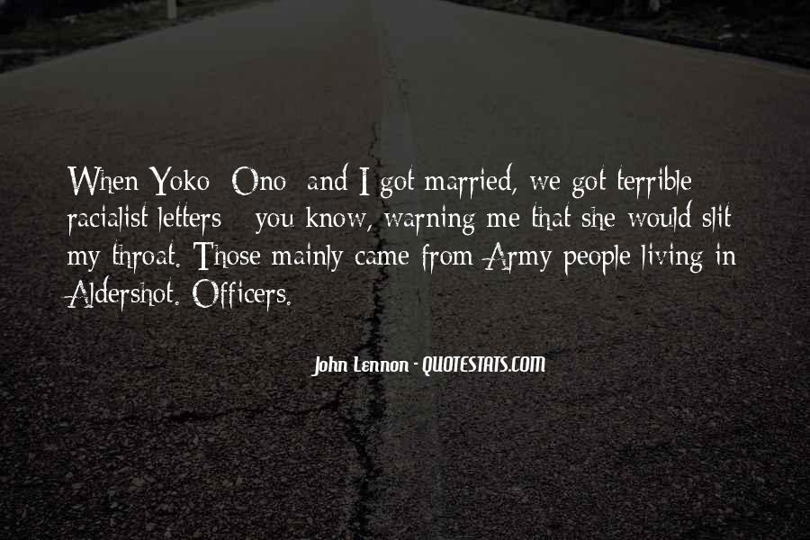 Quotes About Officers In The Army #896951