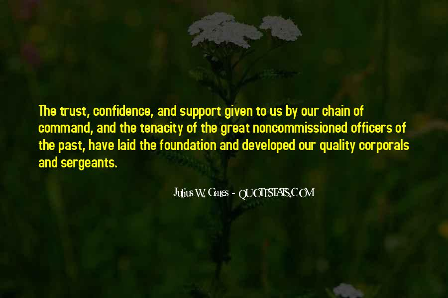 Quotes About Officers In The Army #968370