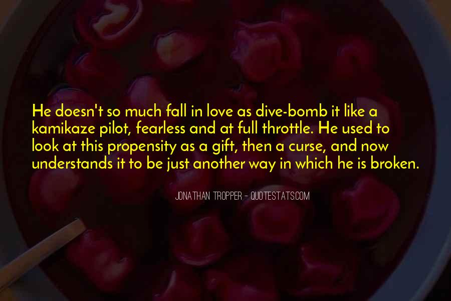 Quotes About Used To Love #175895