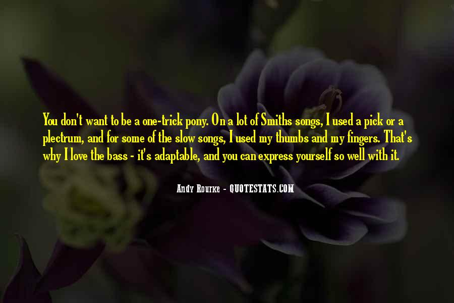 Quotes About Used To Love #60069