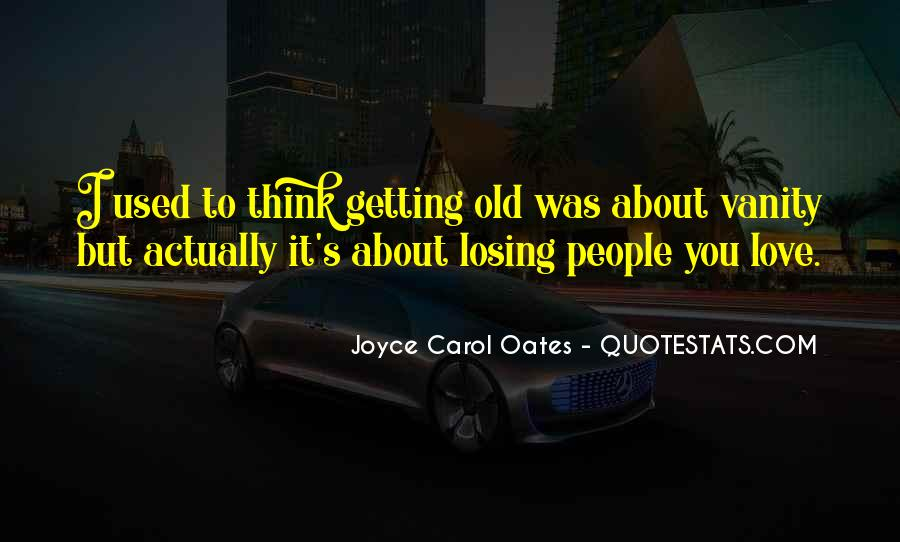 Quotes About Used To Love #61117