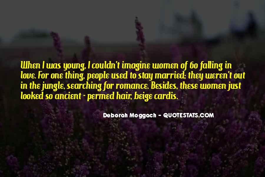 Quotes About Used To Love #68609