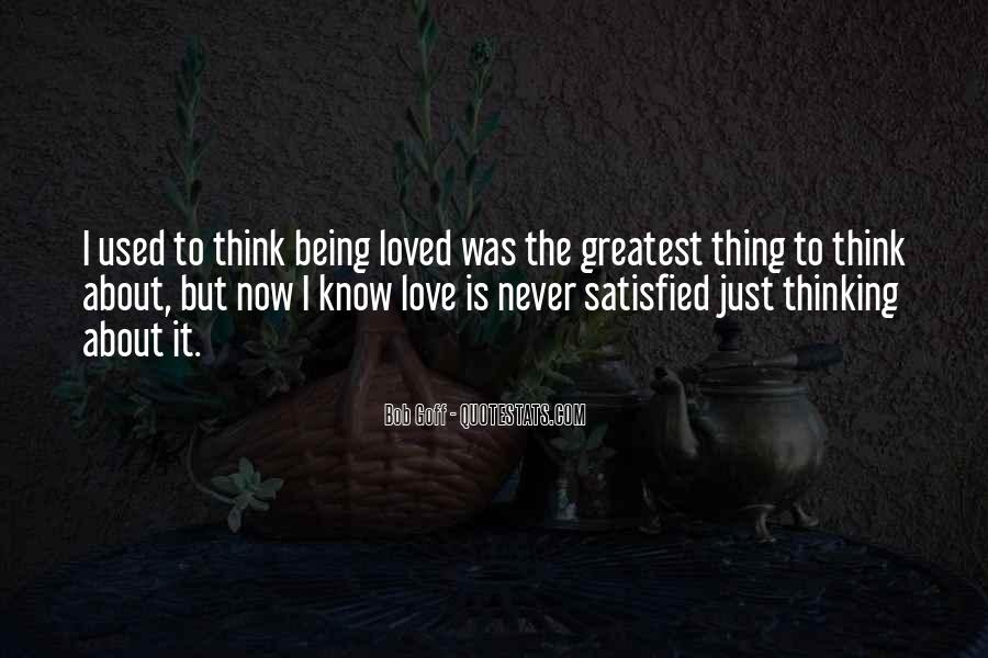 Quotes About Used To Love #70310