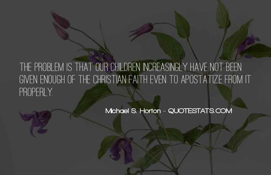 Quotes About Christian Faith #10805