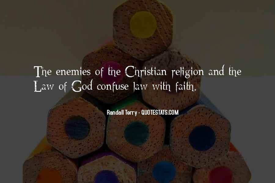 Quotes About Christian Faith #15829