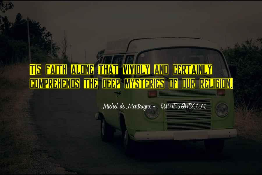 Quotes About Christian Faith #21922