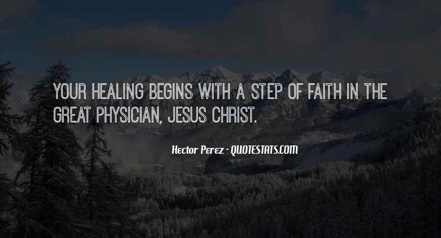 Quotes About Christian Faith #31975
